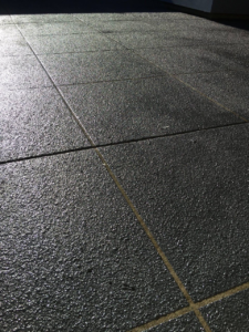 Decorative concrete overlay 1